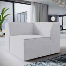 Mingle Corner Sofa in White