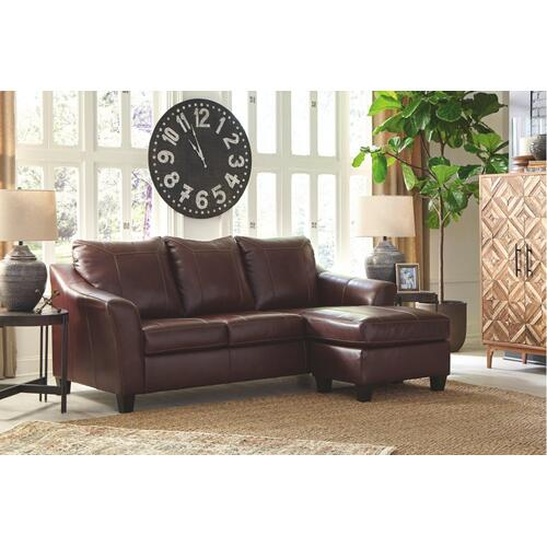 Fortney Queen Sofa Chaise Sleeper