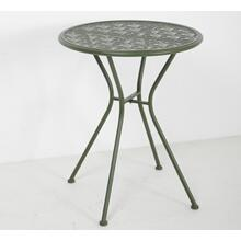 "Martini Iron 23.75"" Round Bistro Table"