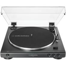Fully Automatic Belt-Drive Turntable (Black)