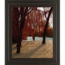 """Autumn Snow I"" By Alicia Suave Framed Print Wall Art"