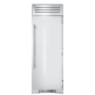 30 Inch Solid Stainless Door Right Hinge Freezer Column