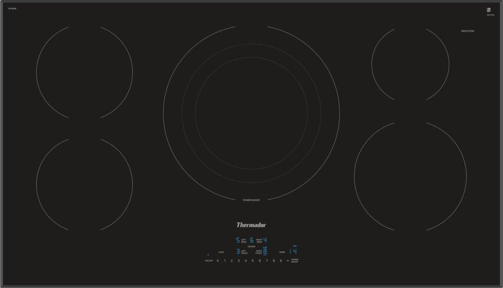 Induction Cooktop 36'' Black CIT365TB
