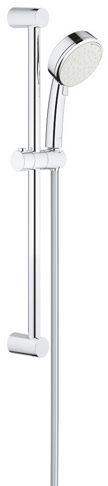 New Tempesta Cosmopolitan 100 Shower Rail Set 2 Sprays Product Image