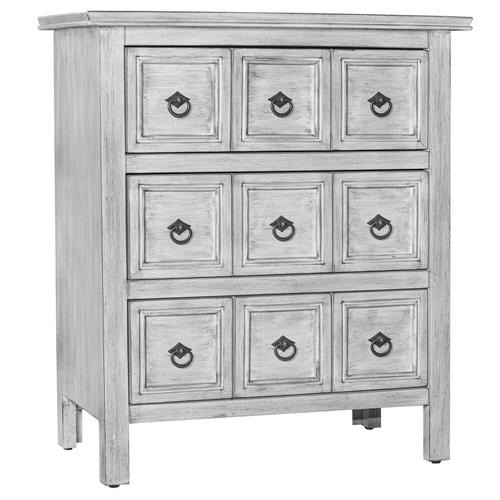 Crestview Collections - Hudson 3 Drawer Chest