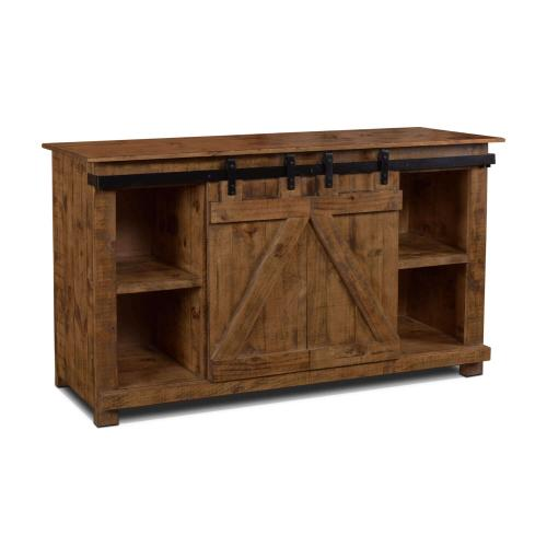 Console - Rustic Brown