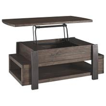 View Product - Vailbry Coffee Table With Lift Top
