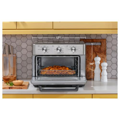 GE Mechanical Air Fry 7-in-1 Toaster Oven