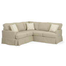 9325 LSF Loveseat / 9300 Corner Wedge / 9325 RSF Loveseat