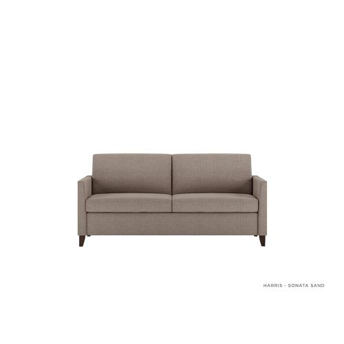 Harris Elegant Sleeper Sofa - American Leather