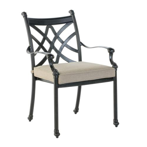 Castello Duo Stackable Dining Arm Chair