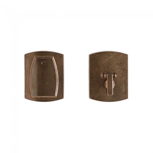 Convex Dead Bolt - DB30590 Silicon Bronze Light