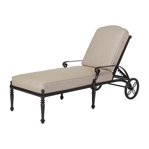 Gensun Casual Living - Grand Terrace Cushion Chaise Lounge