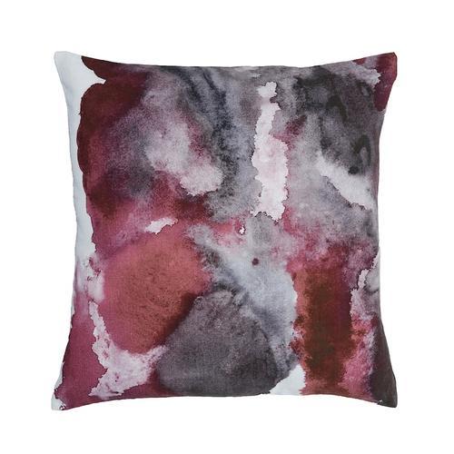 Delta Pillow Cover Wine