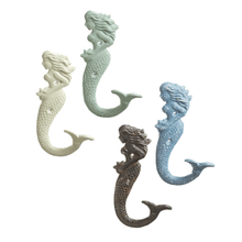 Mermaid Wall Hook (4 asstd)