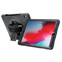 Protective Case with Built-in 360° Rotatable Grip Kickstand for iPad® 10.2 In. 7th Generation
