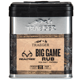 Realtree Big Game Rub