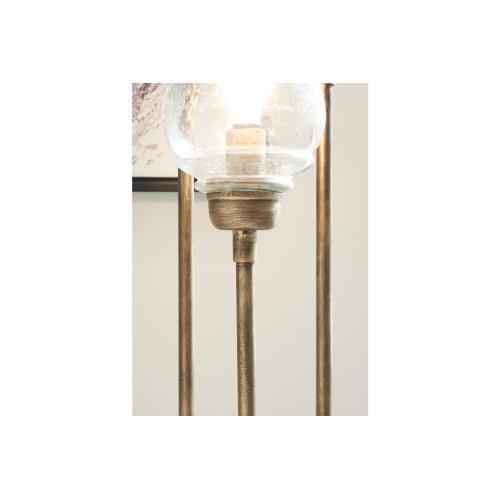 Metal Floor Lamp