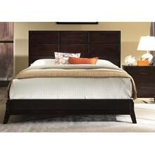 King Panel Headboard - Footboard & Slats