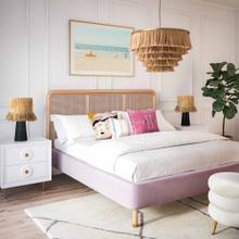 See Details - Kavali Blush Queen Bed