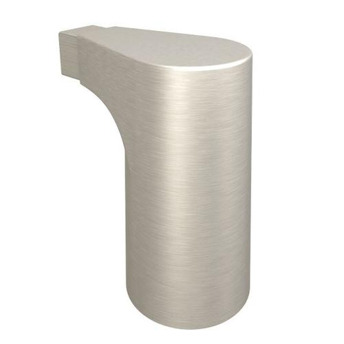 Edgestone brushed nickel mounting posts
