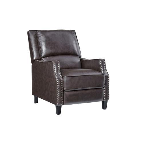 Standard Furniture - Alston Push Back Recliner, Brown