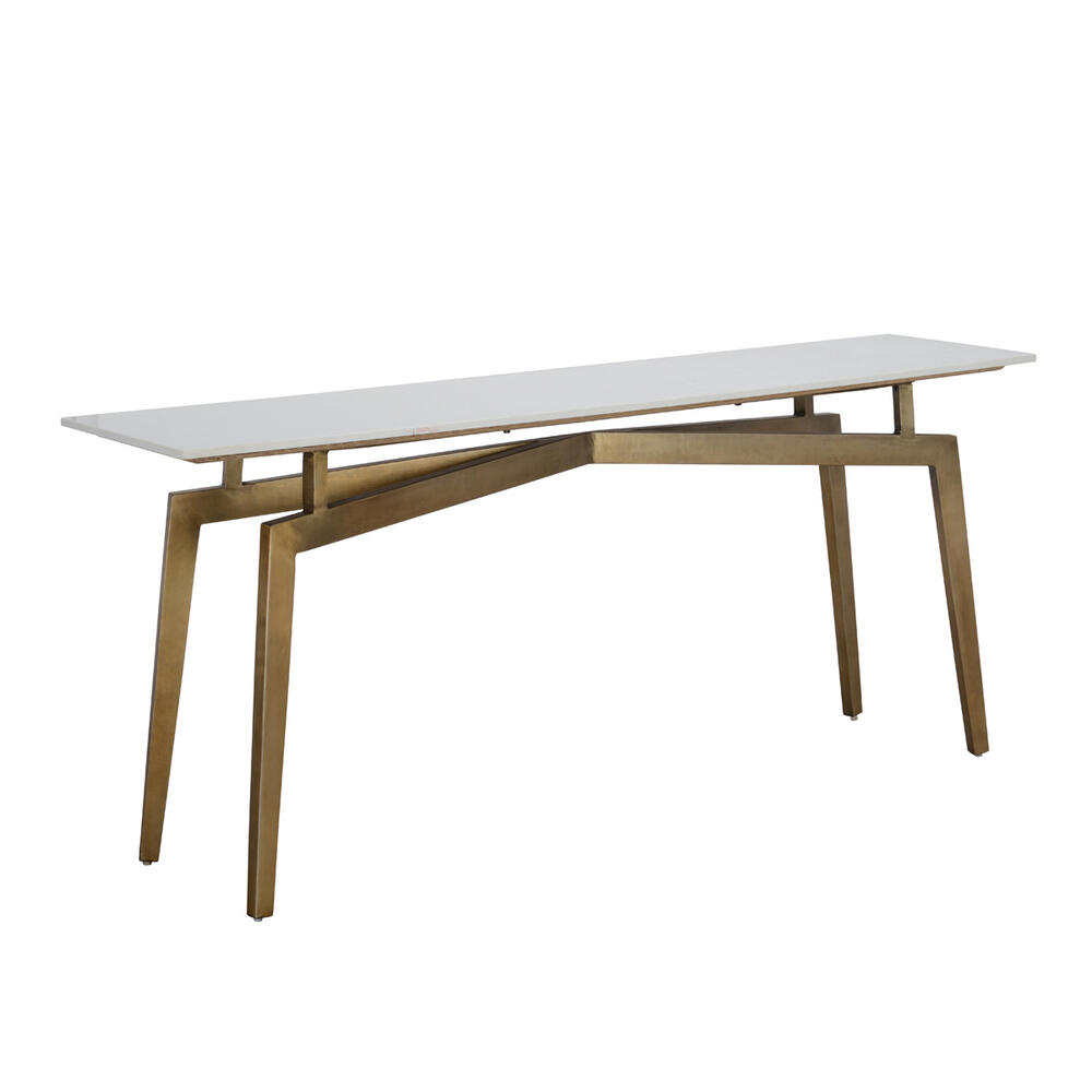 See Details - Hesby Console Table