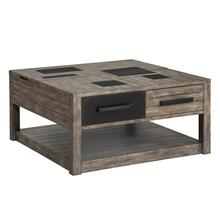RIVER ROCK - SILTSTONE Cocktail Table with Lift Top