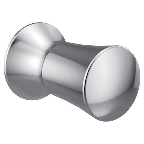 Flara chrome drawer knob