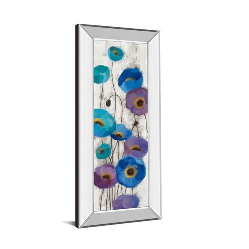 "Classy Art - ""Bold Aneomes Panel III"" By Silvia Vassilev Mirror Framed Print Wall Art"
