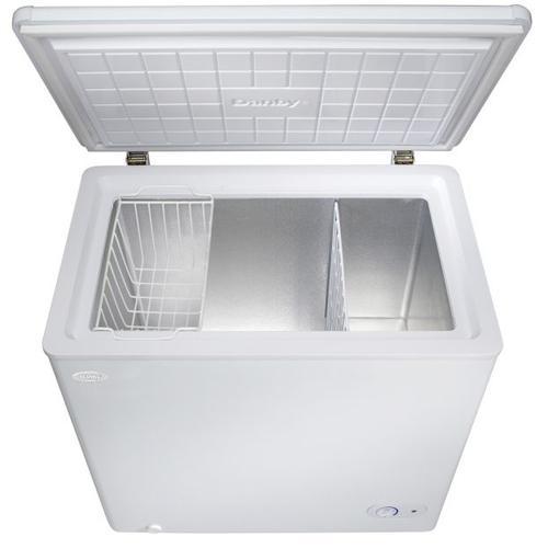 Danby - Danby 5.5 cu. ft. Chest Freezer