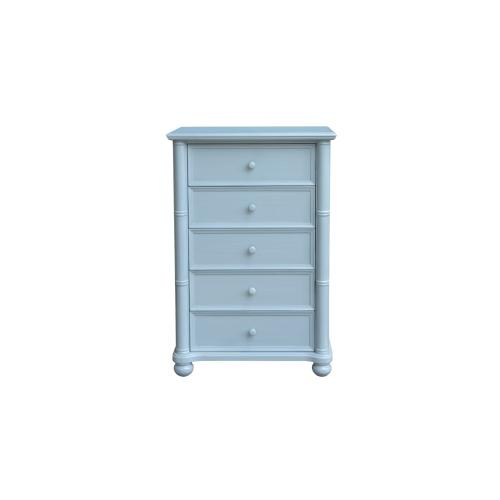 CF-1700 Bedroom  Chest  4 Drawers  2 Cabinets