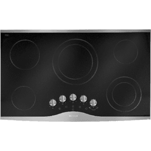 Electric Radiant Cooktop, 36""