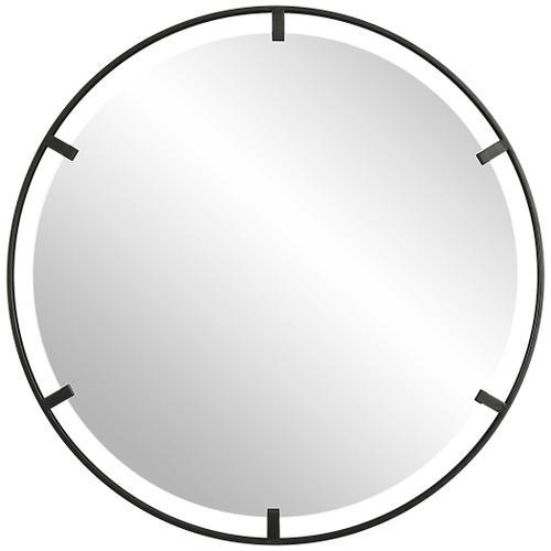 Cashel Round Mirror