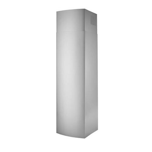 Optional Flue Extension 10' to 11' Ceilings for WCN1 Series Range Hoods in Stainless Steel