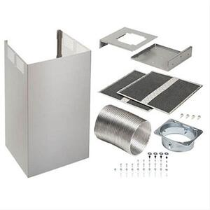 BestDuctless Recirculation Kit for Trovare WCP3 Chimney Range Hood