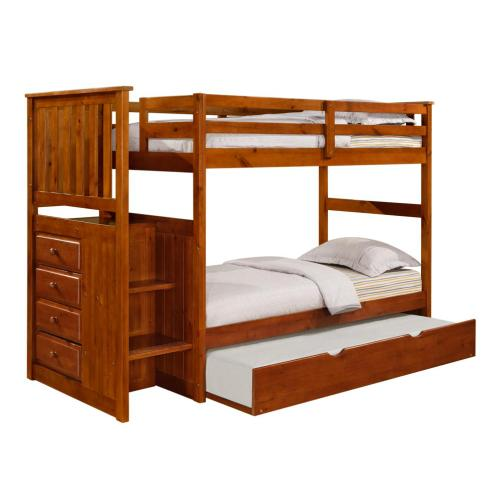 Dual Underbed Drawers- Espresso Finish (sold separately)
