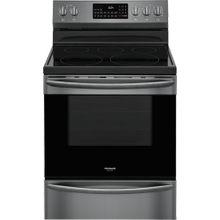 Frigidaire Gallery 30'' Freestanding Electric Range with Air Fry