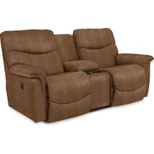 James Power La-Z-Time® Loveseat WITH CONSOLE