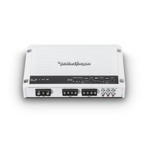 Rockford Fosgate - Prime Marine 600 Watt Full-Range Class-D 4-Chanel Amplifier