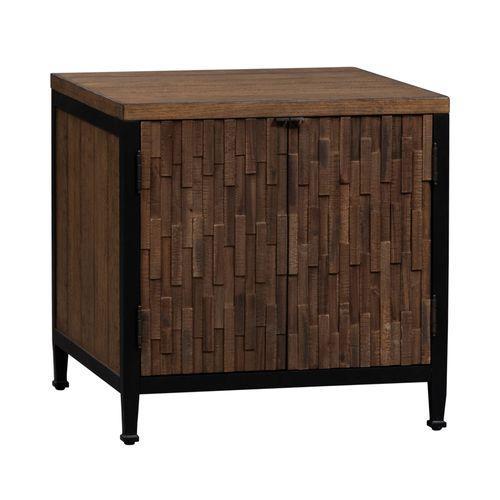 Liberty Furniture Industries - Door End Table