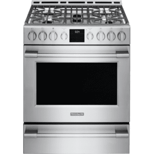 Frigidaire ProPROFESSIONAL 30'' Gas Front Control Freestanding