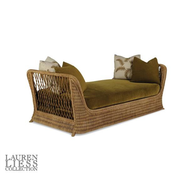 See Details - Journey Wicker Daybed