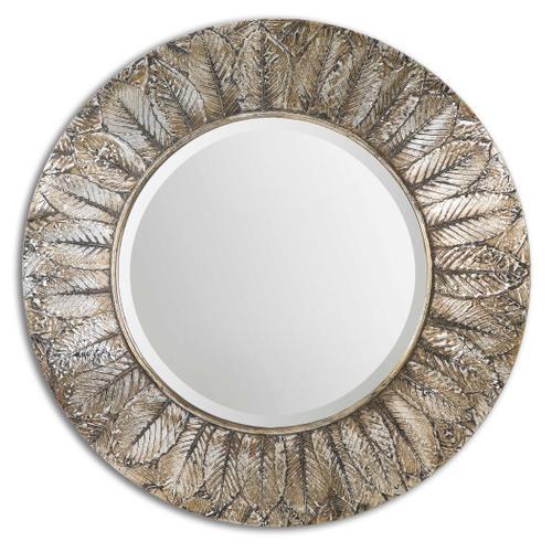 Uttermost - Foliage Round Mirror