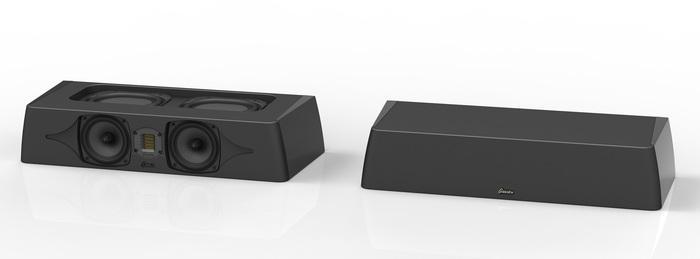 SuperCenter XL Ultra High-Performance Center Channel Speaker