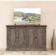 View Product - 4 Dr Media Credenza
