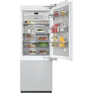 KF 2801 Vi - MasterCool™ fridge-freezer with high-quality features and maximum storage space for exacting demands. Product Image
