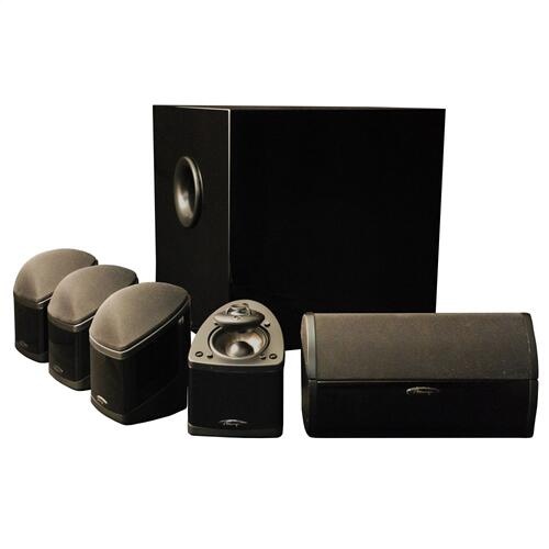 Mirage Speakers - Nano 5.1 HGB Home Theater System
