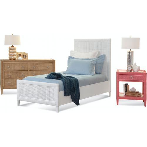 Braxton Culler Inc - Naples Twin Bed