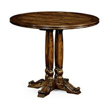 """36"""" French round country dining table"""